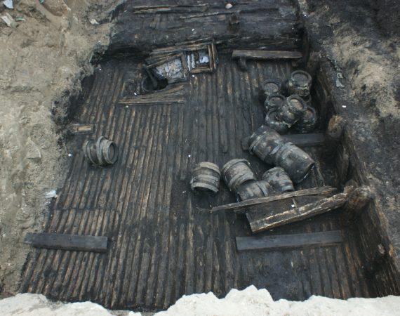 wykopaliska archeologiczne